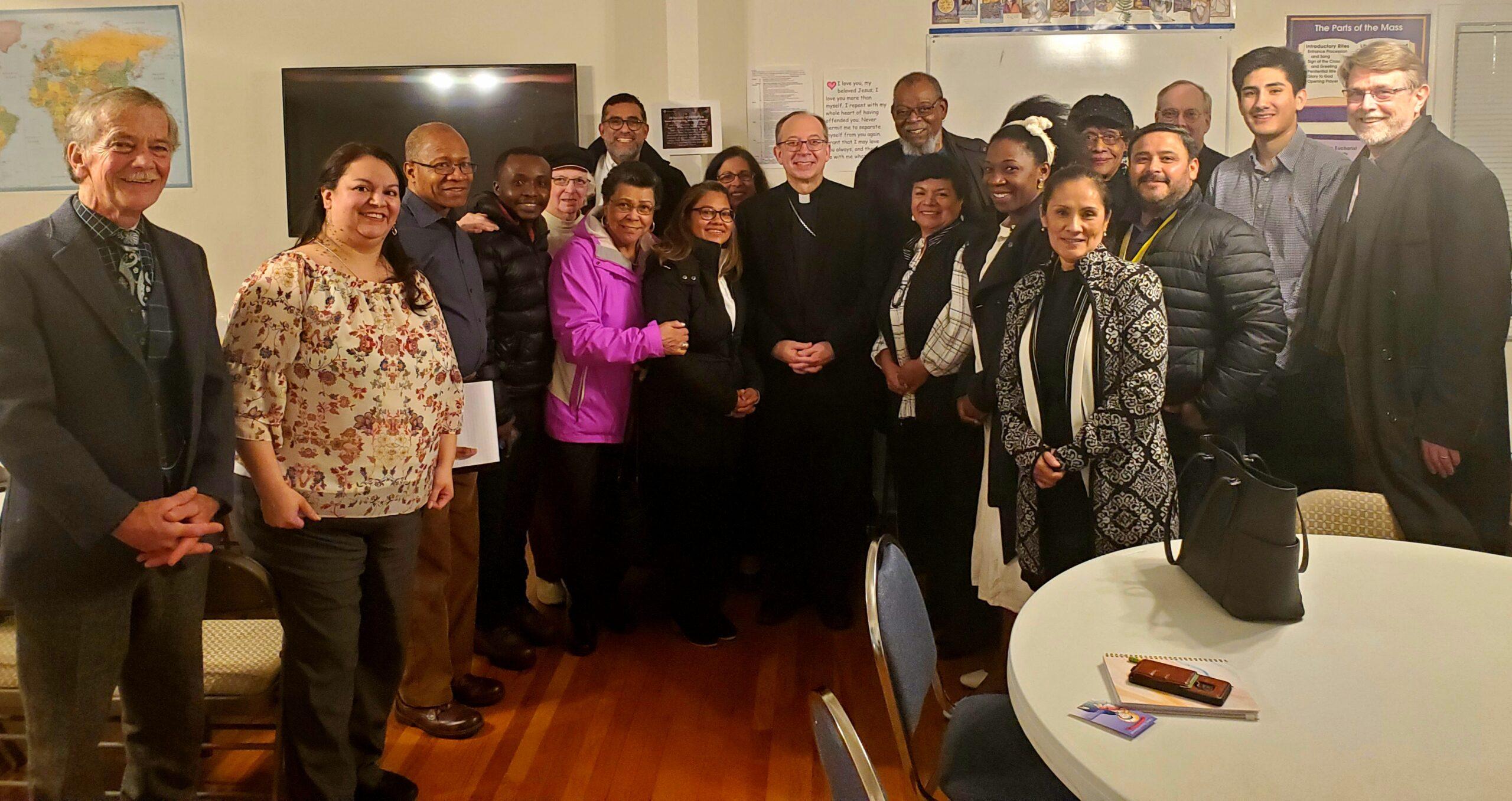 Slider – Bishop's Visit 2020